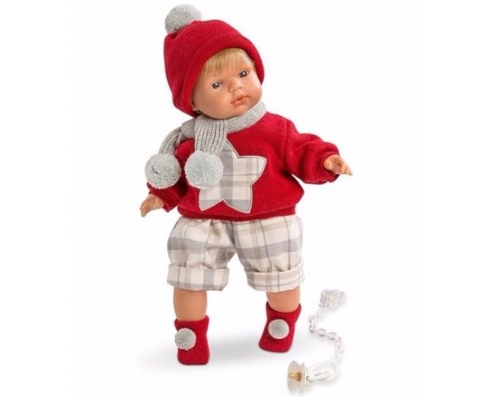 Куклы и одежда для кукол Llorens Кукла Саша 38 см L 38545 огонек дом для кукол barbie барби конфетти с 1334 без мебели