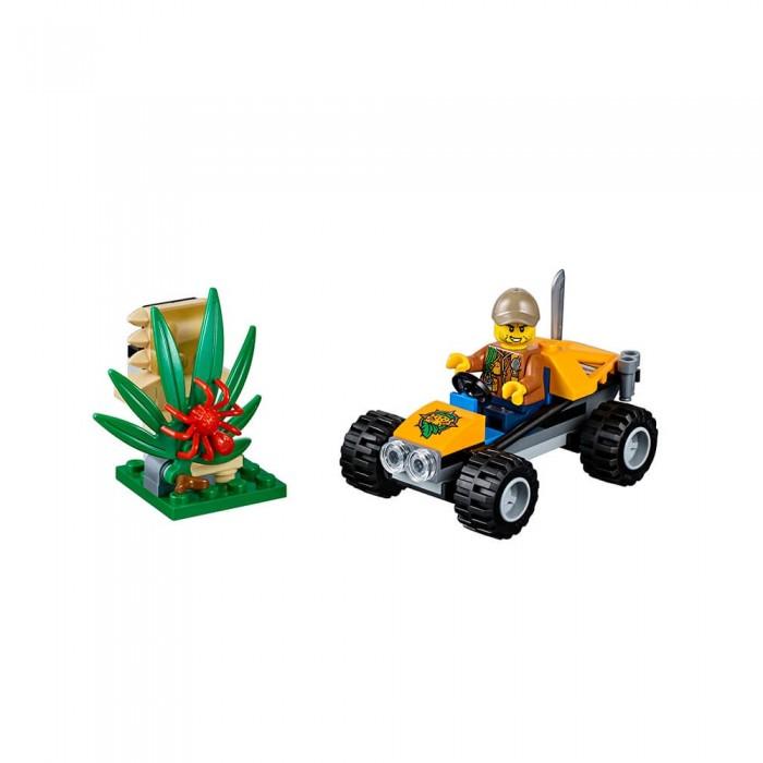 Lego Lego City 60156 Лего Город Багги для поездок по джунглям lego city 60107 лего город пожарный автомобиль с лестницей