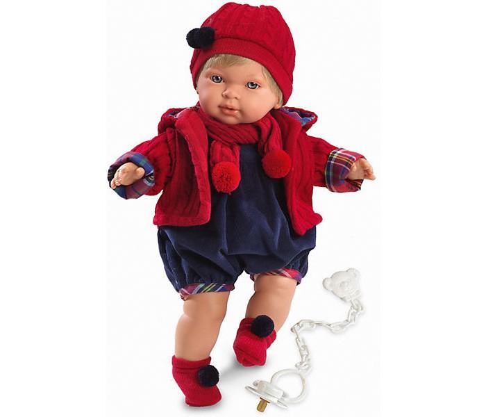 Llorens Кукла Мигуэль 42 см L 42129
