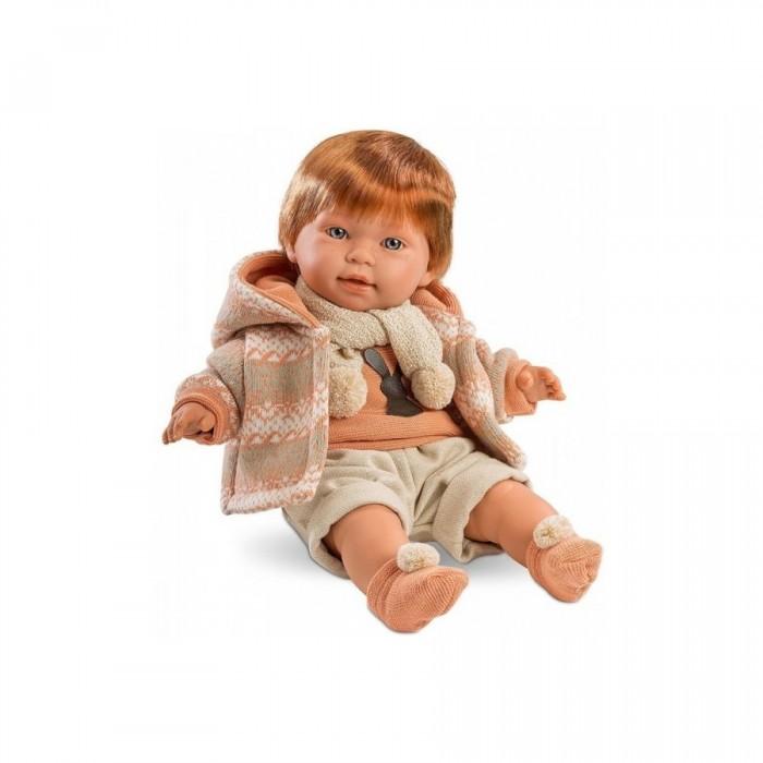 Куклы и одежда для кукол Llorens Кукла Кристиан 42 см куклы и одежда для кукол llorens кукла алиса 33 см со звуком