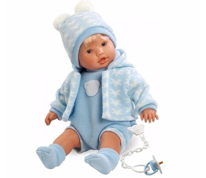 Куклы и одежда для кукол Llorens Кукла Нико 48 см куклы и одежда для кукол llorens кукла алиса 33 см со звуком