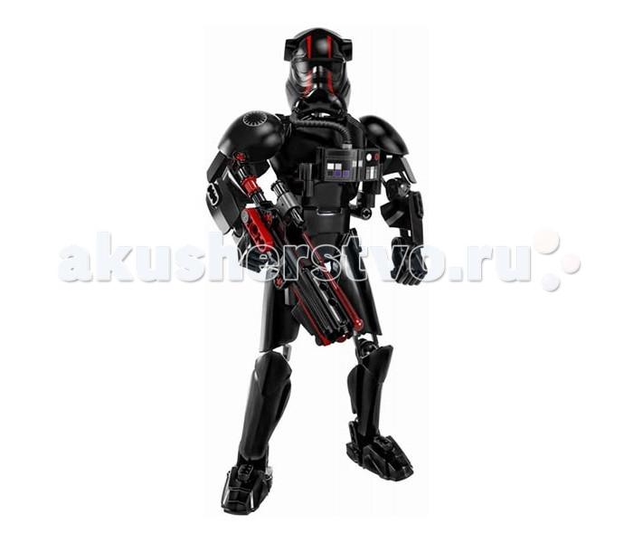 Lego Lego Star Wars 75526 Лего Звездные Войны Элитный пилот истребителя СИД star wars bandai 84633 звездные войны шлем пилот истребитель 6 5 см