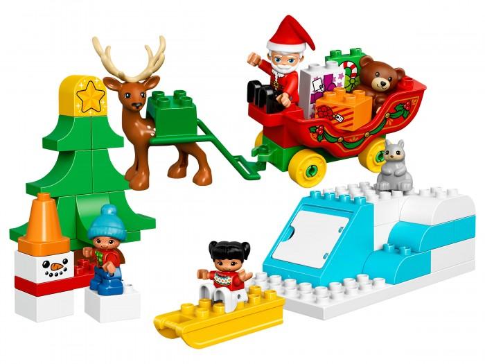 Lego Lego Duplo 10837 Лего Дупло Новый год lego duplo 10826 лего дупло стеллосфера майлза
