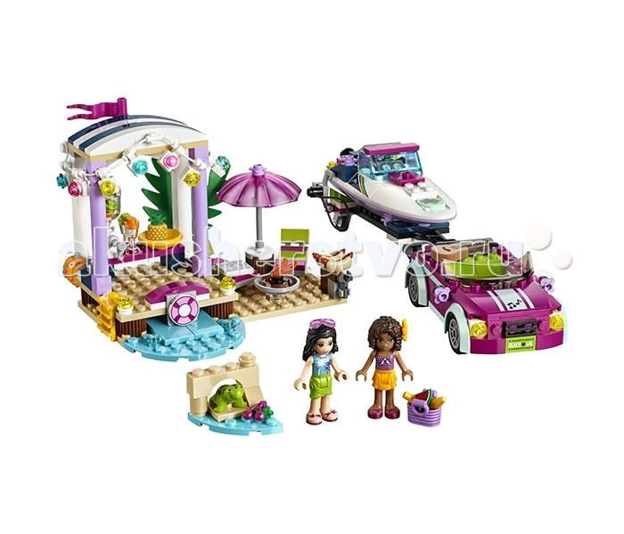 Lego Lego Friends 41316 Лего Подружки Скоростной катер Андреа