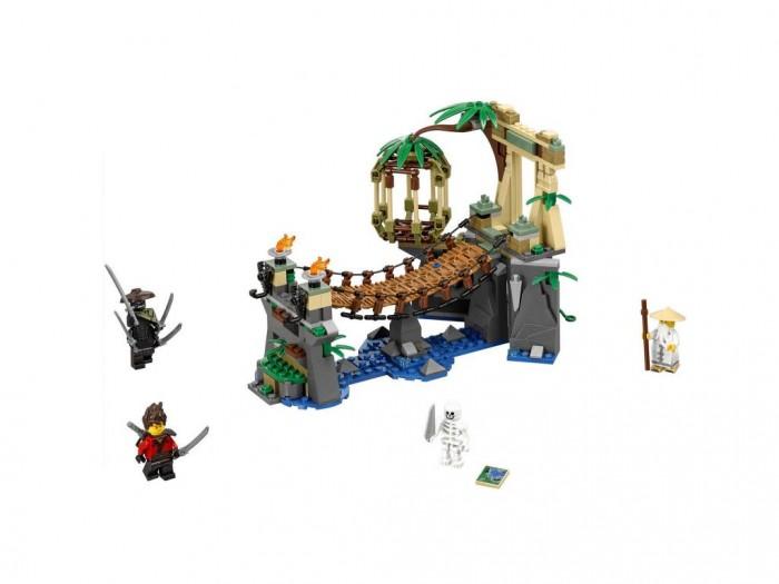 Lego Lego Ninjago 70608 Лего Ниндзяго Битва Гармадона и Мастера Ву lego ninjago 70737 битва механических титанов