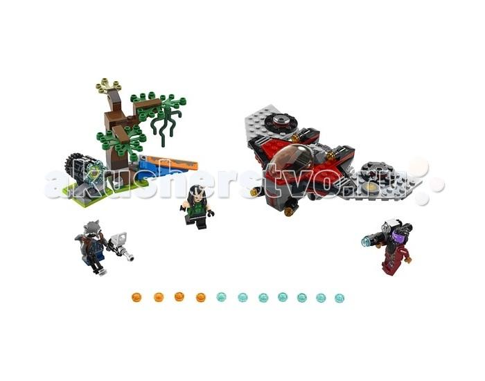 Lego Lego Super Heroes 76079 Лего Супер Герои Нападение Тазерфейса конструктор lego super heroes нападение с воздуха 76087 l