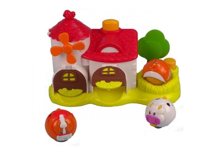 Кукольные домики и мебель BaoBab Домик 113158 кукольные домики lundby кукольная мебель смоланд обеденный уголок розовый