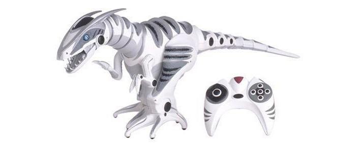 Интерактивная игрушка Wowwee ДинозаврДинозаврИнтерактивная игрушка Wowwee Динозавр симпатичная игрушка, похожая на динозавра.   Робот является продолжением серии радиоуправляемых программируемых игрушек Robosapien, компании WowWee.<br>