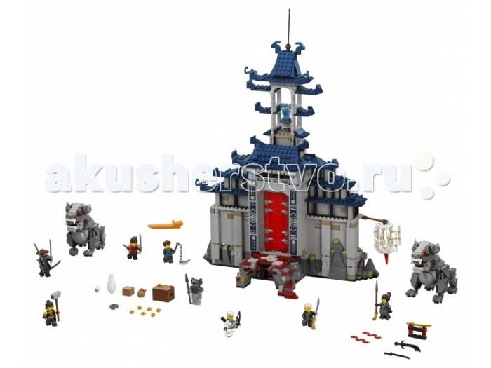 Купить Конструктор Lego Ninjago 70617 Лего Ниндзяго Храм Последнего великого оружия