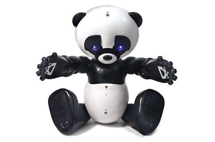 Интерактивные игрушки Wowwee Мини-робот панда позиционеры для сна candide позиционер с подголовником воздухопроницаемая панда air
