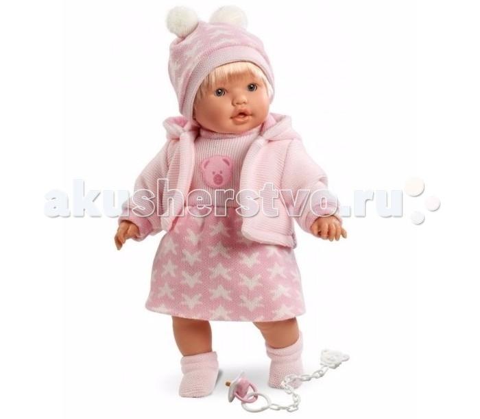 Куклы и одежда для кукол Llorens Кукла Ника 48 см куклы и одежда для кукол llorens кукла изабела 33 см со звуком