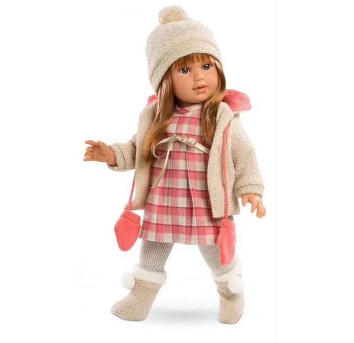Llorens Кукла Мартина с рыжими волосами 40 см