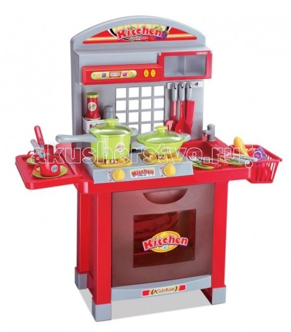 Ролевые игры Ocie Большая кухня с духовкой 008-55A игровой набор xiong cheng большая стирка 008 92