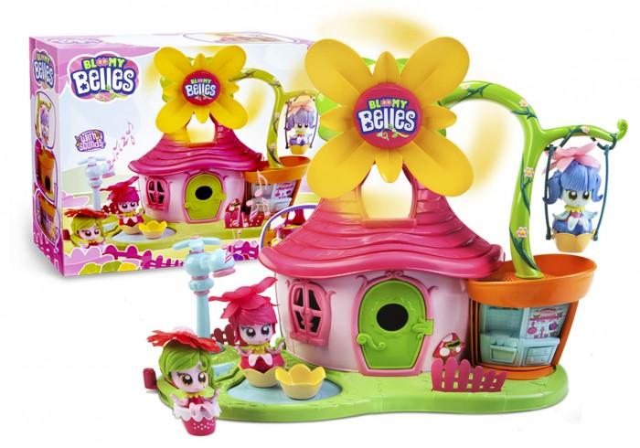 Кукольные домики и мебель Toy Shock Дом из серии девочка Цветок, Кукольные домики и мебель - артикул:395054