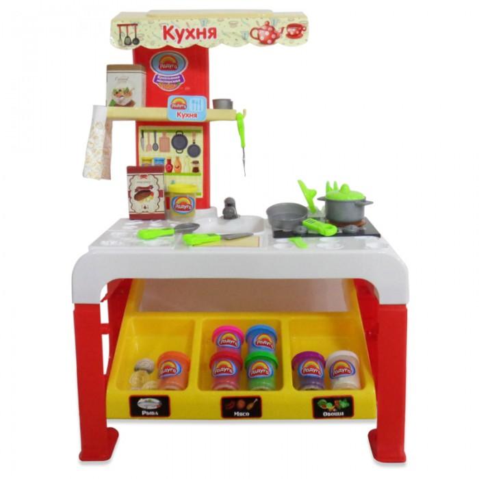 Ролевые игры ABtoys Набор Креативная мастерская Кухня ролевые игры playgo игровой набор бытовой техники с тостером