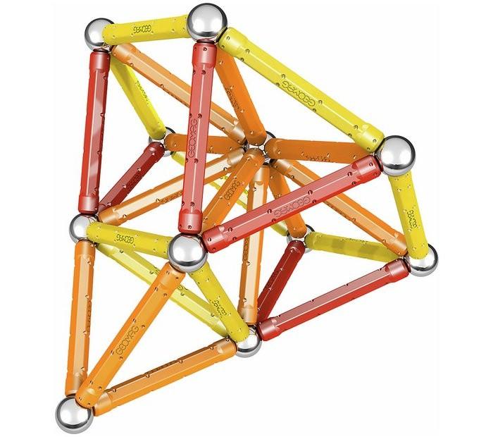 Купить Конструкторы, Конструктор Geomag магнитный Color 64 детали