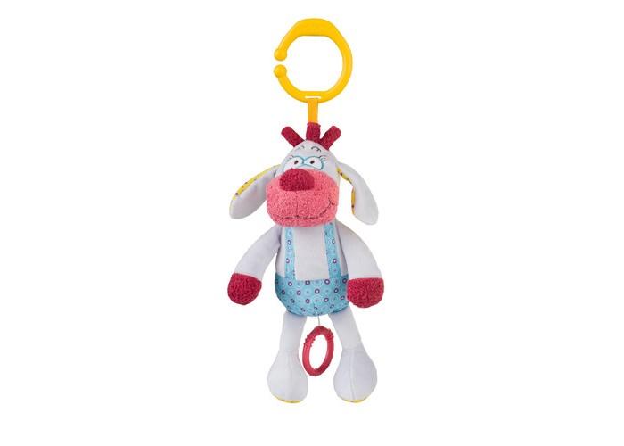 Подвесные игрушки BabyOno Собачка Simonа babyono развивающая игрушка гимнастика малыша