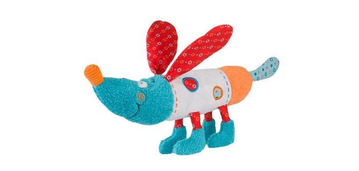 Мягкие игрушки BabyOno Собачка Bob подвесные игрушки babyono музыкальная игрушка собачка вельвет