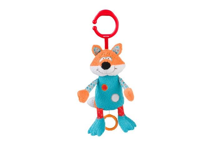 Подвесные игрушки BabyOno Лисенок Frank babyono развивающая игрушка гимнастика малыша