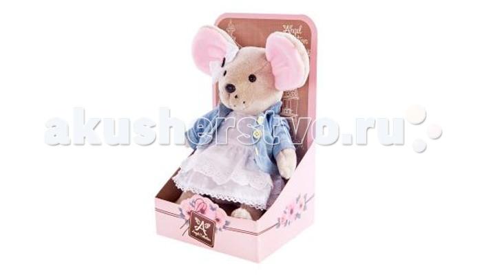 Мягкие игрушки Angel Collection Мышка Бирюсинка (шарнирная) трикси игрушка мышка плюш 17 см