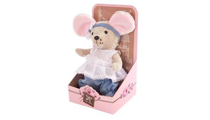 Мягкие игрушки Angel Collection Мышка Облачко (шарнирная) трикси игрушка мышка плюш 17 см