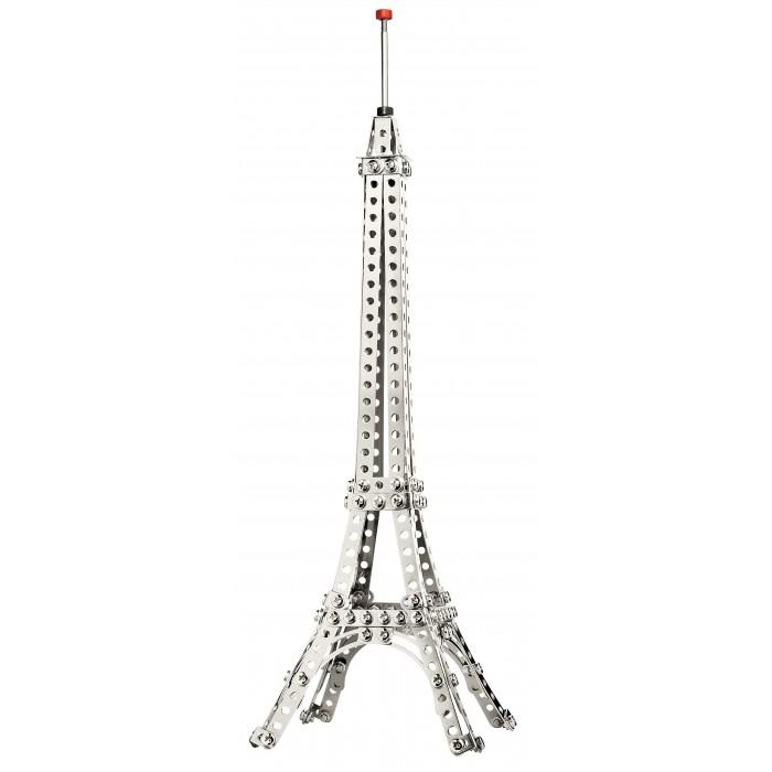 Конструкторы Eitech Эйфелева башня 250 деталей пазлы magic pazle объемный 3d пазл эйфелева башня 78x38x35 см
