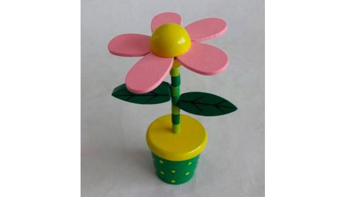 Деревянные игрушки Mapacha Танцующий цветочек деревянные игрушки mapacha весы клоун