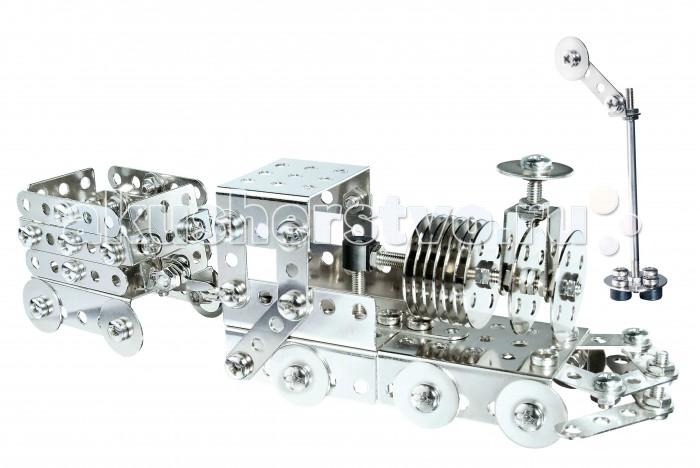 Конструкторы Eitech Поезд 180 деталей конструкторы fanclastic конструктор fanclastic набор роботоводство