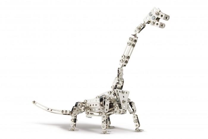 Конструктор Eitech Динозавр-Браxиозавр 320 деталей