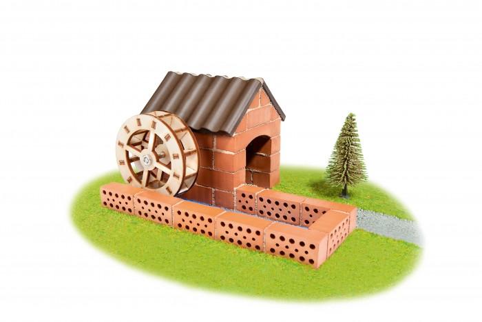 Конструктор Teifoc Строительный набор Водяная мельница