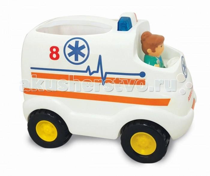 Машины Kiddieland Скорая помощь автомобиль скорая помощь на базе 2131