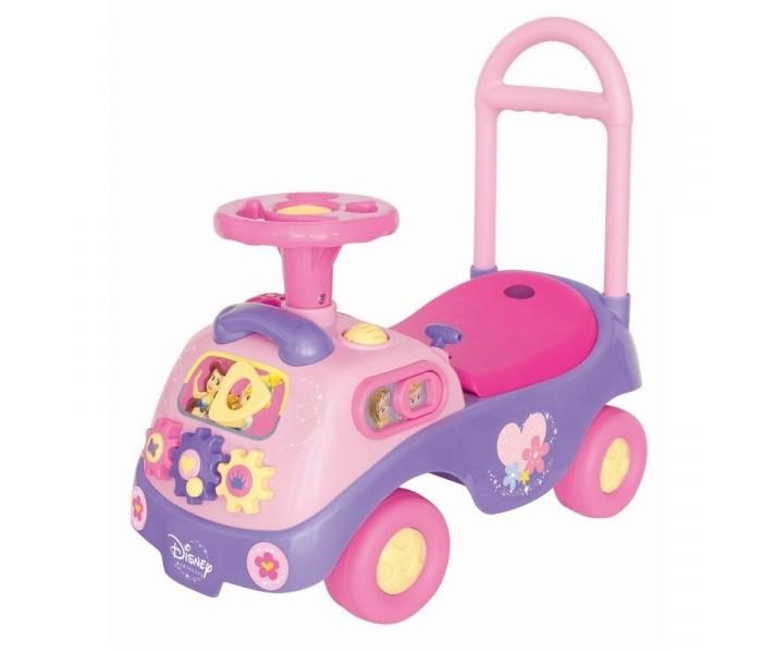 Детский транспорт , Каталки Kiddieland Пушкар Принцесса с шестеренками арт: 396894 -  Каталки