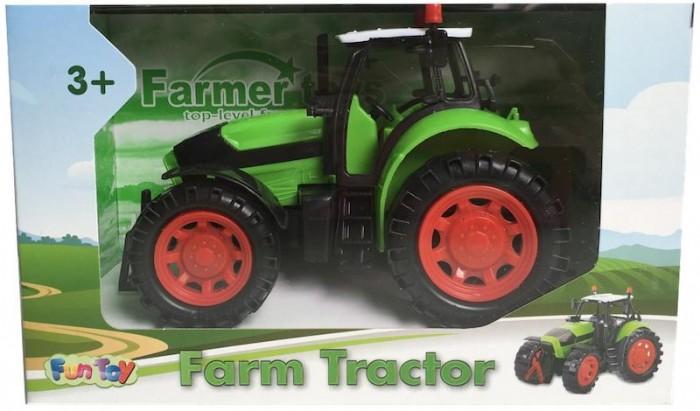 Машины Fun Toy Трактор 44401 куплю трактор т 30а 80