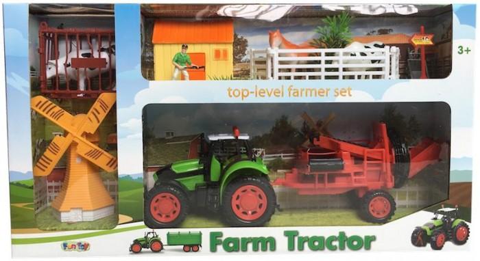 Fun Toy Набор ферма 44402