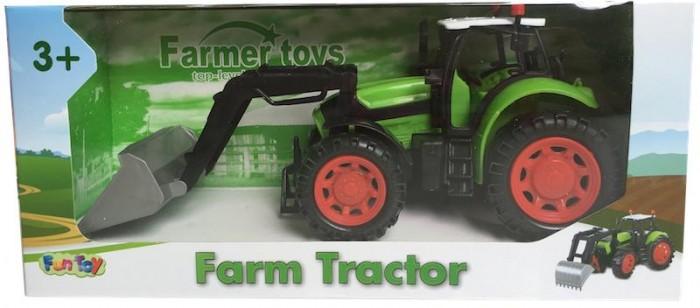 Машины Fun Toy Трактор 44403
