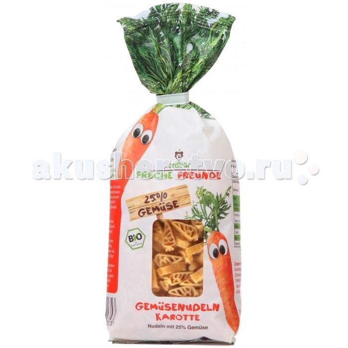 Макароны Freche Freunde Органические макароны с морковью с 12 мес 300 г ковалева о крупенкова о самсоненко с и др худ сказки для малышей