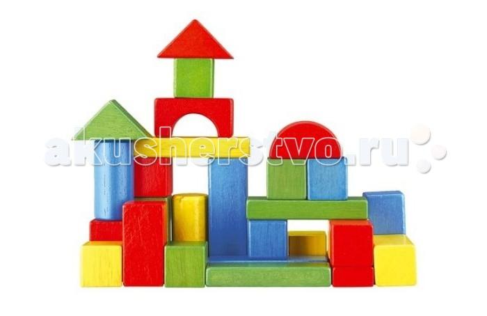 Деревянные игрушки Mapacha Конструктор 30 деталей