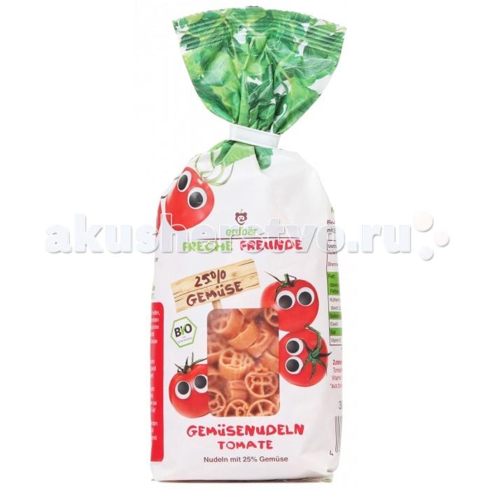 Макароны Freche Freunde Органические макароны с томатом с 12 мес 300 г maltagliati spaghetti спагетти макароны 500 г