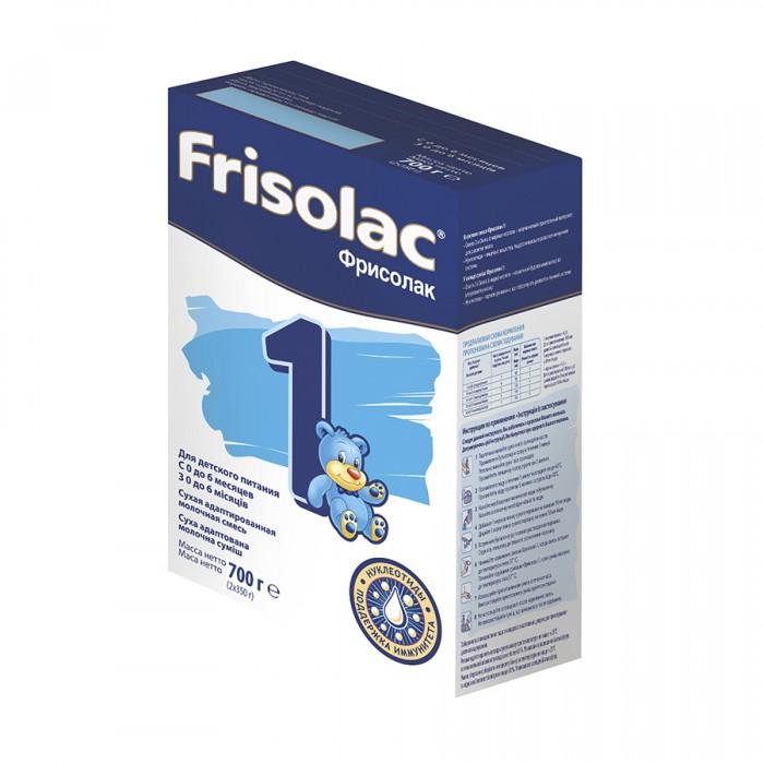 Молочные смеси Friso Заменитель Фрисолак 1 700 г 0-6 мес. (картон) каши беби ситтер безмолочная кукурузная каша с 5 мес 200 г