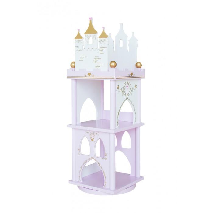 Ящики для игрушек Major-Kids Кукольный дом-стеллаж Сказочное Царство