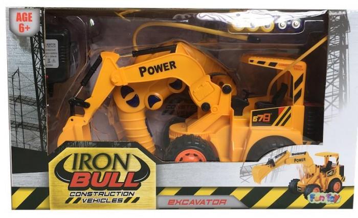 Купить Fun Toy Экскаватор с радиоуправлением в интернет магазине. Цены, фото, описания, характеристики, отзывы, обзоры