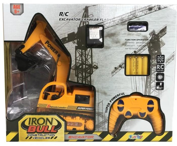 Fun Toy Экскаватор с радиоуправлением 44426