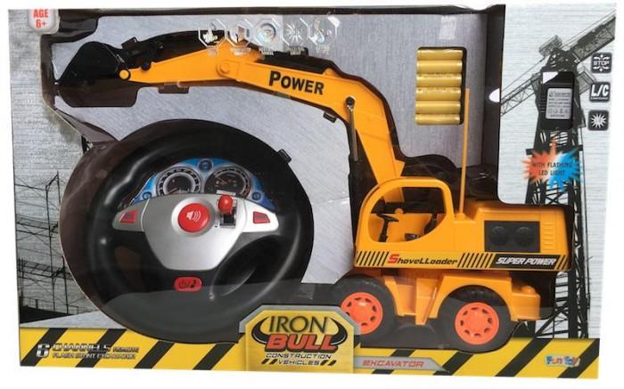 Fun Toy Экскаватор с радиоуправлением 44427 от Fun Toy