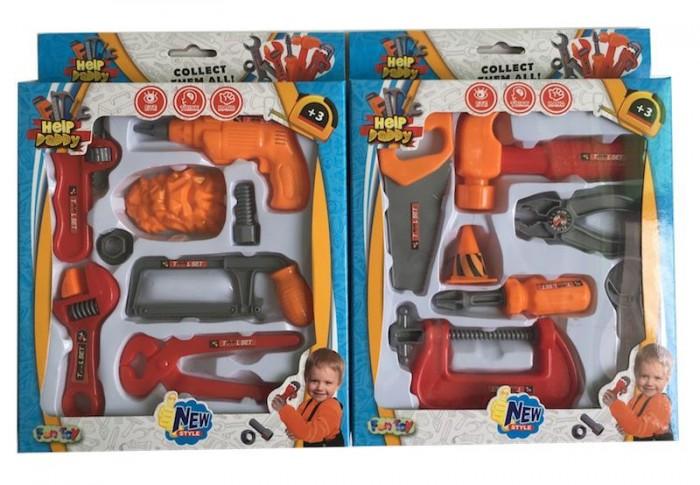 Ролевые игры Fun Toy Набор инструментов 44406 ролевые игры спектр игра набор инструментов