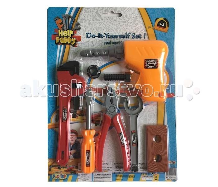 Ролевые игры Fun Toy Набор инструментов 44411 ролевые игры спектр игра набор инструментов
