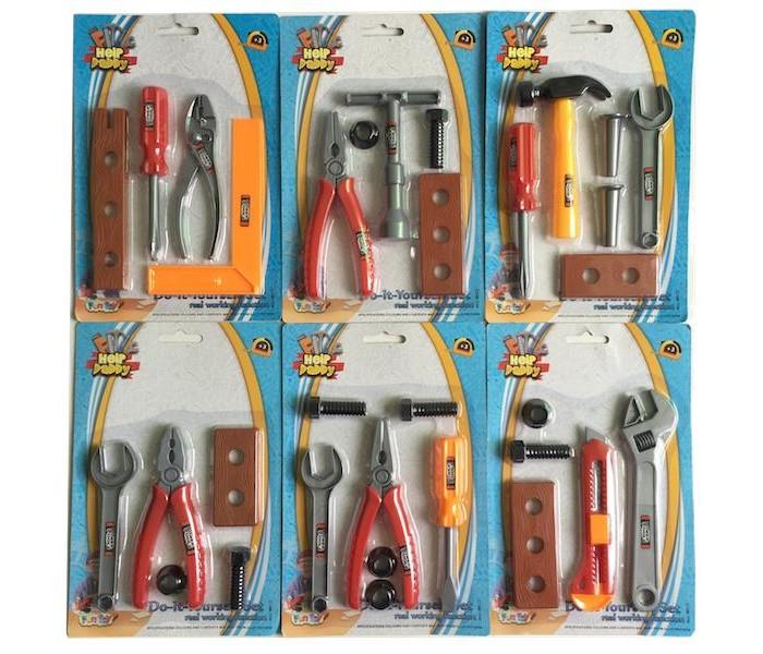 Ролевые игры Fun Toy Набор инструментов 1 шт. 44412 ролевые игры спектр игра набор инструментов