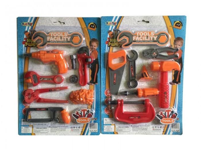 Ролевые игры Fun Toy Набор инструментов 1 шт. 44429 ролевые игры спектр игра набор инструментов