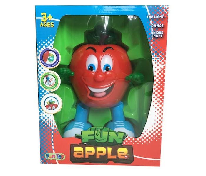 Электронные игрушки Fun Toy Робот Танцующее яблоко электронные игрушки умка обучающий робот фотон