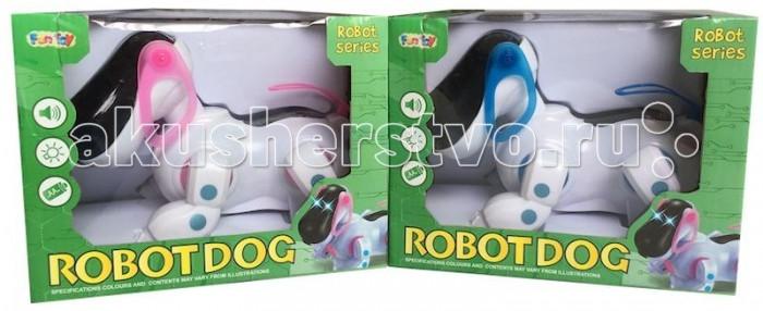 Интерактивные игрушки Fun Toy Собака музыкальная игрушки интерактивные sterntaler музыкальная игрушка