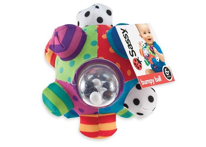 Купить Погремушки, Погремушка Sassy Мяч